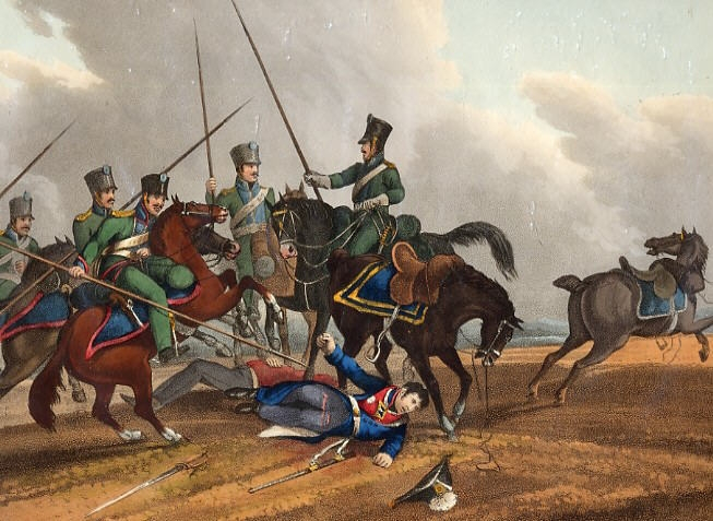 Death of Sir William Ponsonby