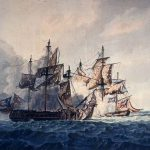 Action between His Majesty's Sloop, Bonne Citoyenne, and the French frigate,_La_Furieuse