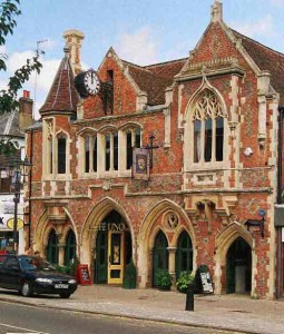 berkhamsted town hall