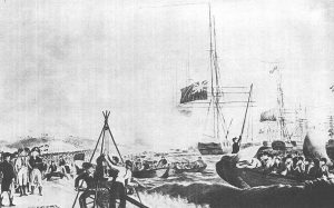 Colborne Landing in Egypt