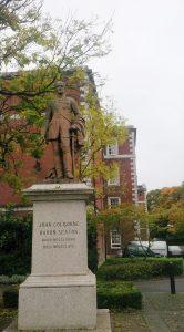 Colborne monument