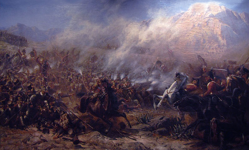 Battle of Garcia Hernandez